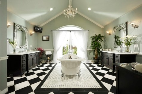 Photo of Dream master bath by Dreambuilders Kitchen and Baths
