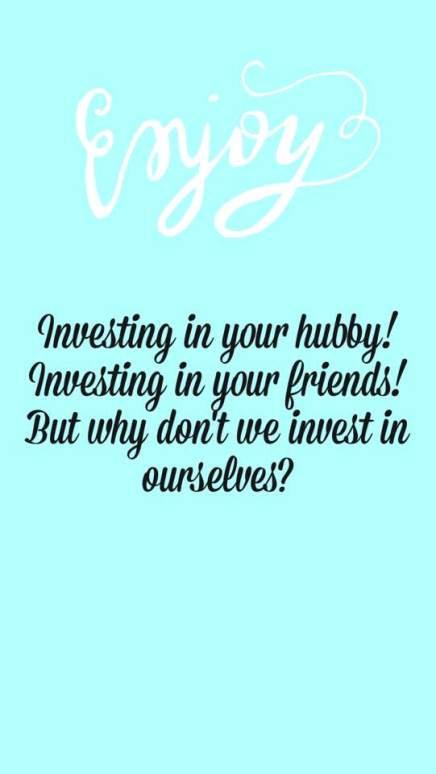 enjoy investing