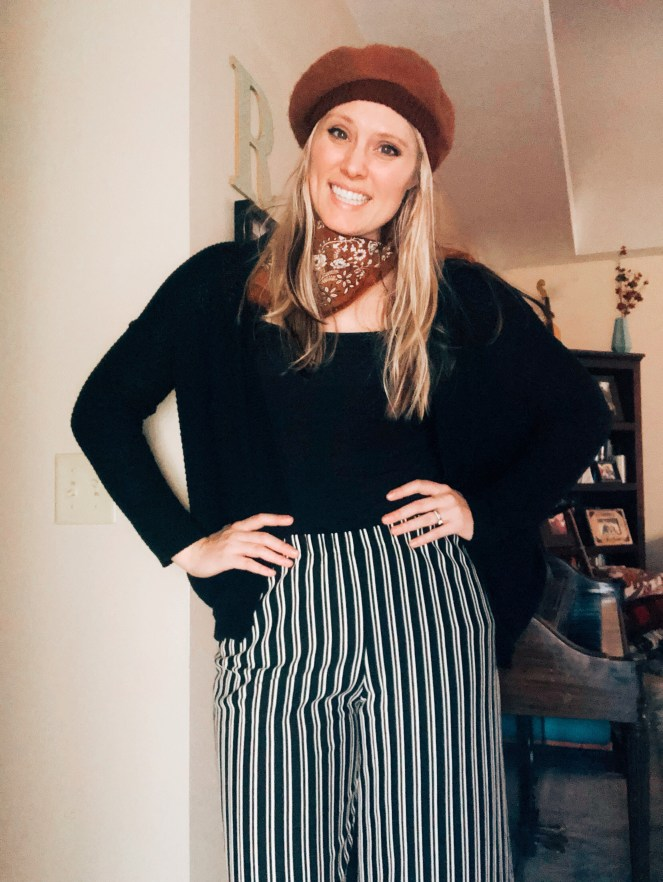 751a796da3648 3 ways to style your hair and wardrobe with a Beret! - Erin Ruscel