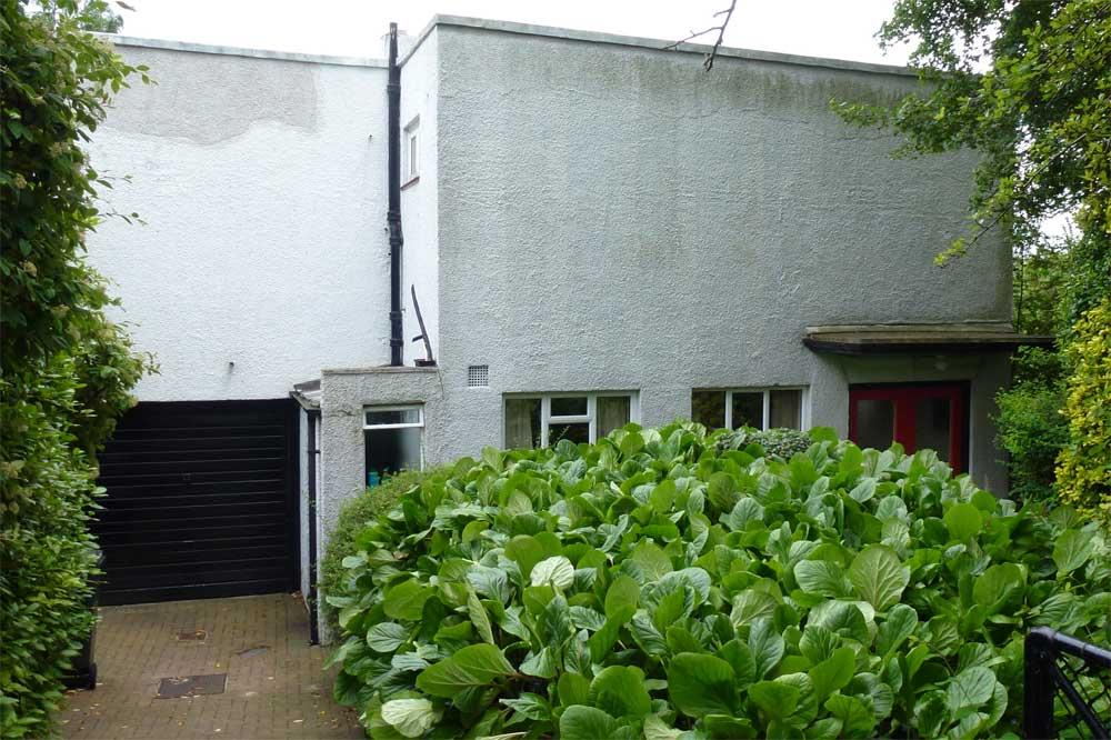 Modern Houses In The London Borough Of Croydon
