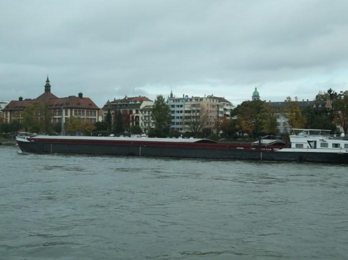 Leaving Basel!