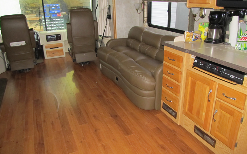 rv furniture captains chairs cheap swivel chair flooring & finishes | dave lj's interiors