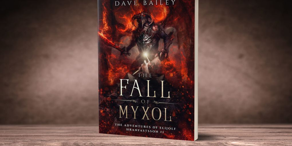 The Fall of Myxol - Book Cover