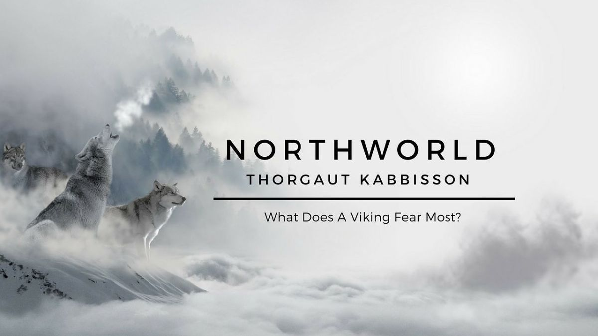 Thorgaut Kabbisson of Northworld: Lost In The Spider Caves of Knulkforrest (Northworld Fantasy Saga 1)