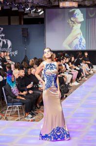 Allison Rose Model - NYFW