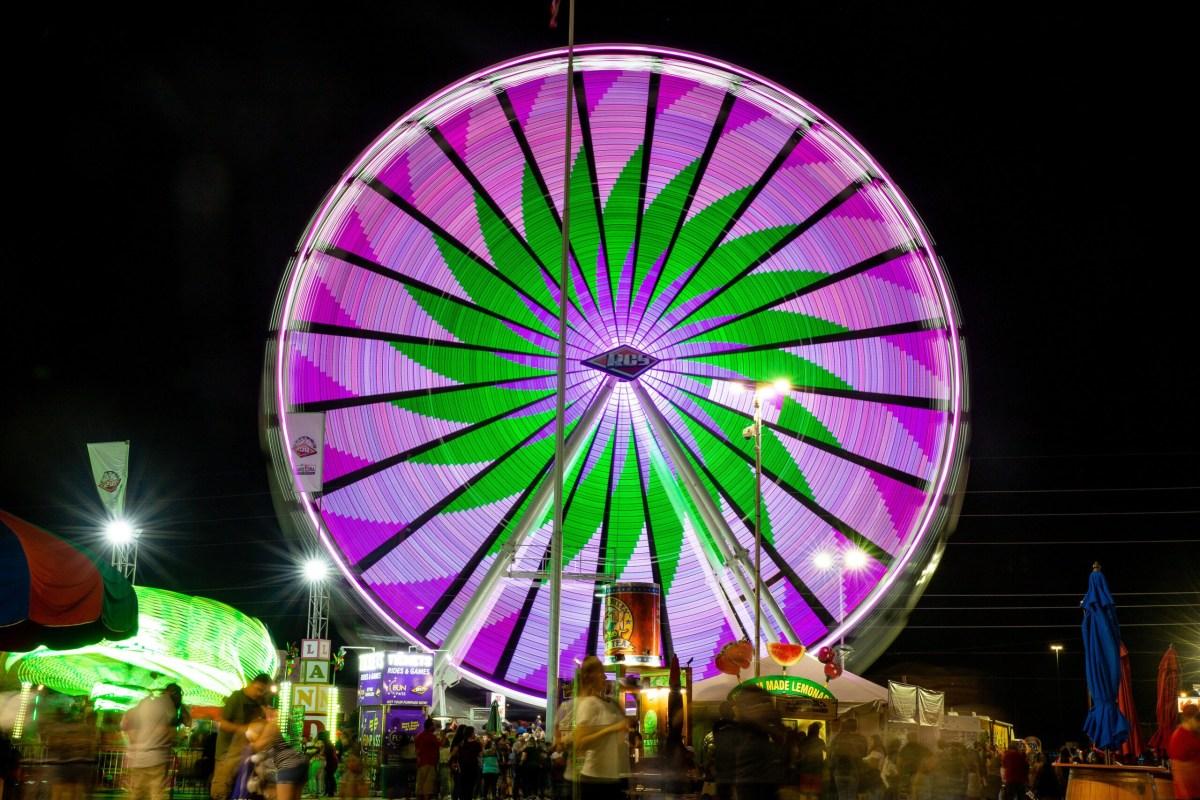 Arizona State Fair Photos