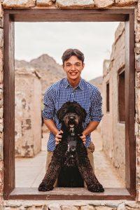 Male Senior Portraits in Phoenix, AZ