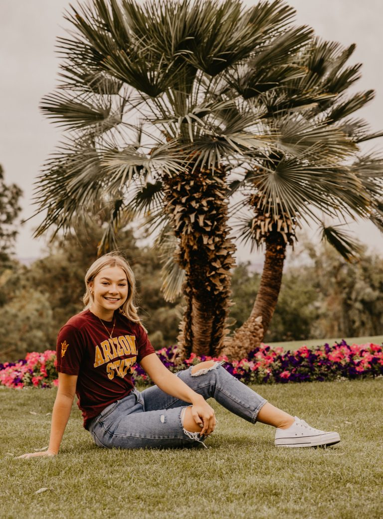 Senior Photos in Tempe