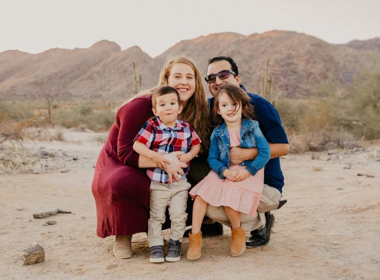 Mini Family Photos in Phoenix