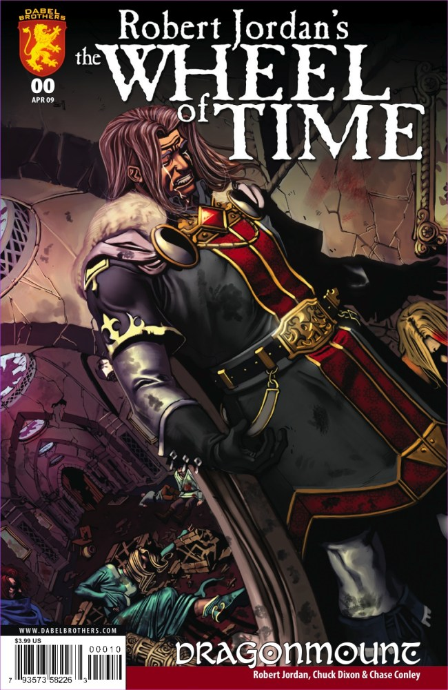 The Wheel of Time: Graphic Novel Preview - Dragonmount (1/6)