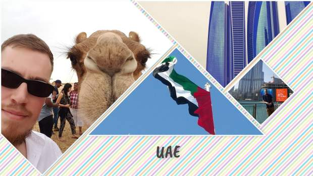 about me Learn more about me… UAE