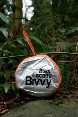 AMK SOL Escape Bivvy bag