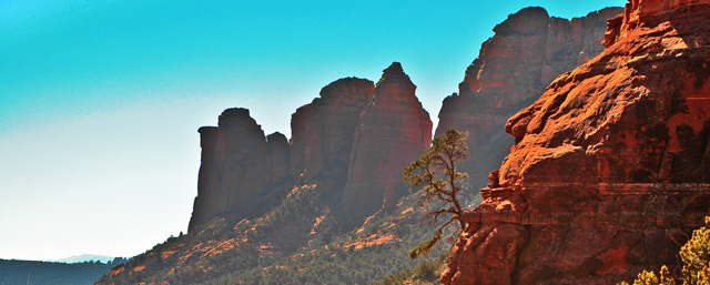 coffee pot from Soldier Pass - Sedona, Arizona