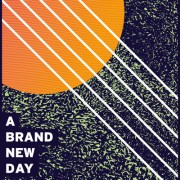 Dave Curley Music Brand New Day Poster