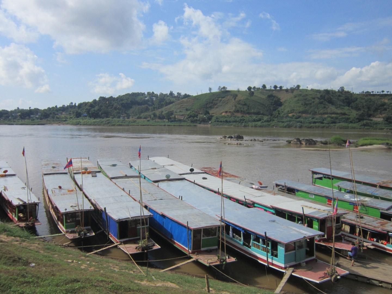 Slow Boat – Laos 2015
