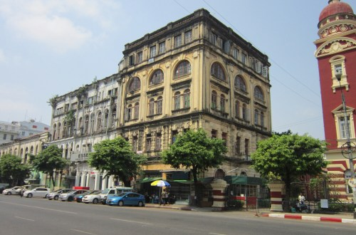 Downtown - Yangon Photo Gallery