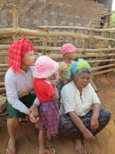 The People Of Myanmar