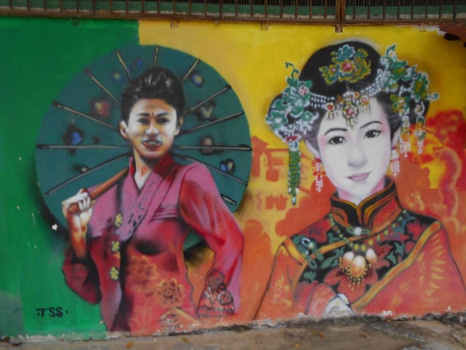 Melaka Street Art