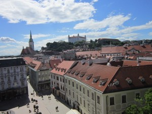 7 things to see in Bratislava