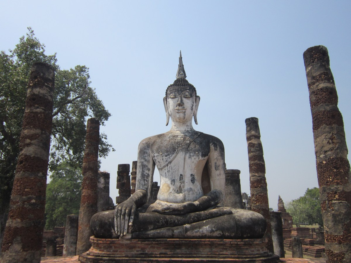 Photo Highlights - Sukhothai Historical Park