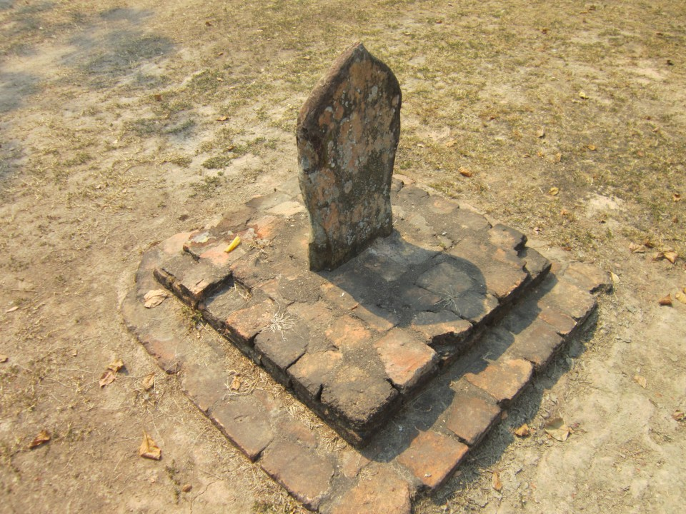 ruins in sukhothai historical park