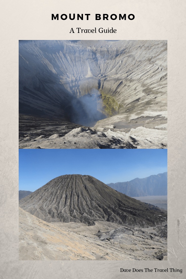 Mount Bromo Travel Guide - Dave Does The Travel Thing