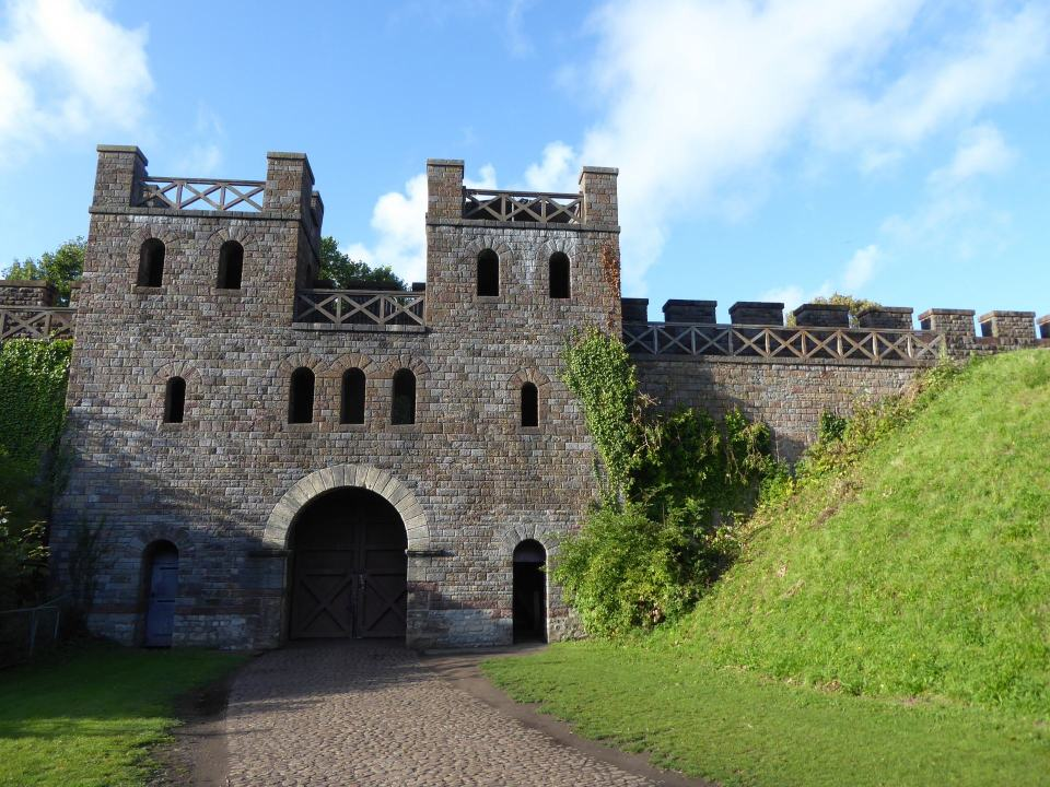 The North Gate