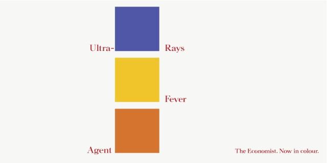 Economist Colour Blocks