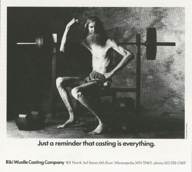 Fallon McElligott, Casting 'Weights'-01