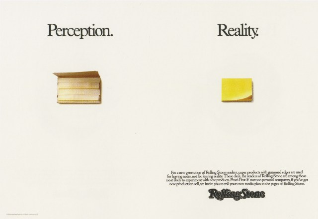 Fallon McElligott, Rolling Stone 'Post It'-01