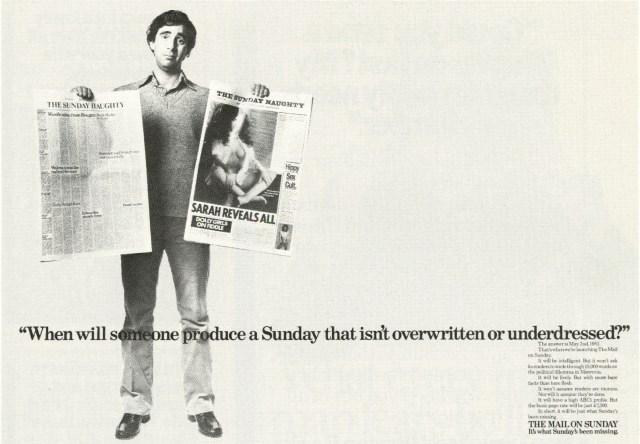 Jeff Stark, Daily Mail 'Overwritten'-01