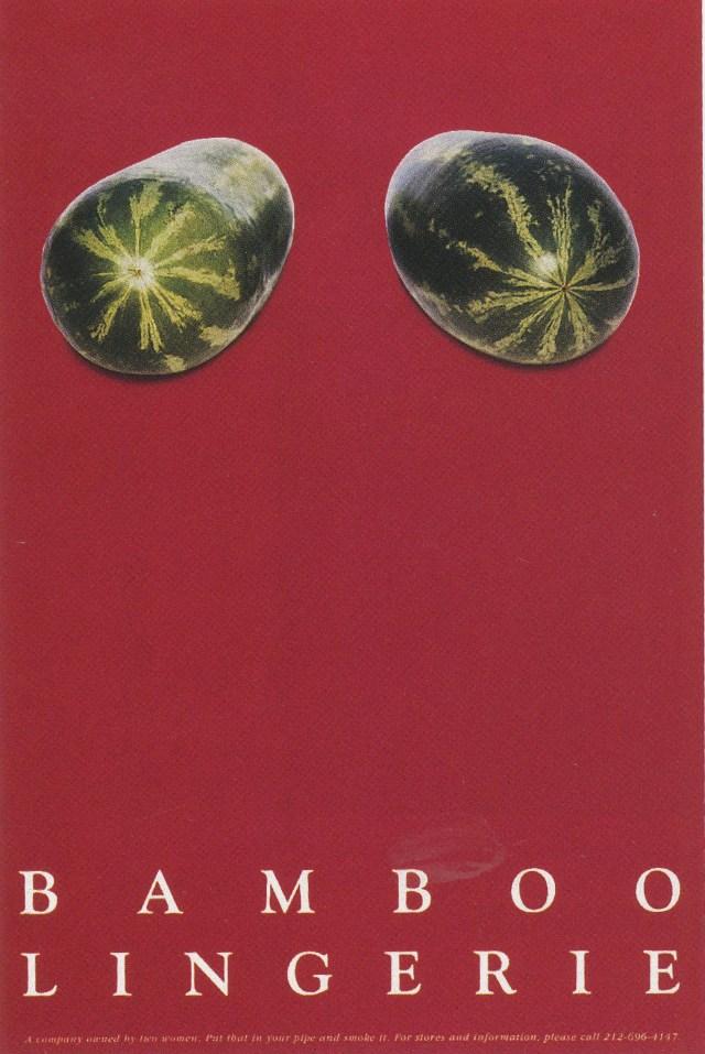 Kirshenbaum Bond - Bamboo  'Melons'-01