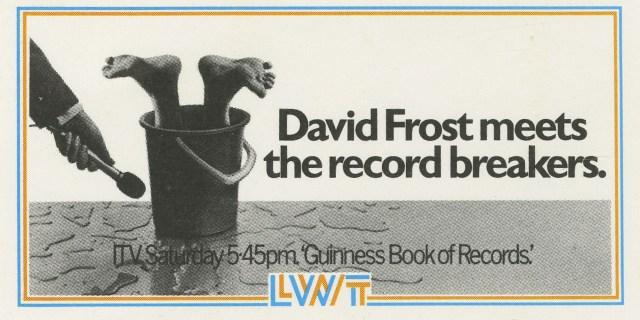 LWT 19. 'David Frost' 1 -01
