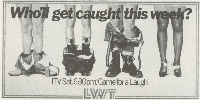 LWT 20. 'Game For A Laugh'-01