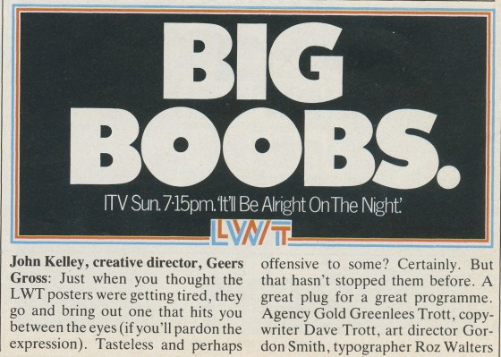 LWT 49.  'Big Boobs' article-01