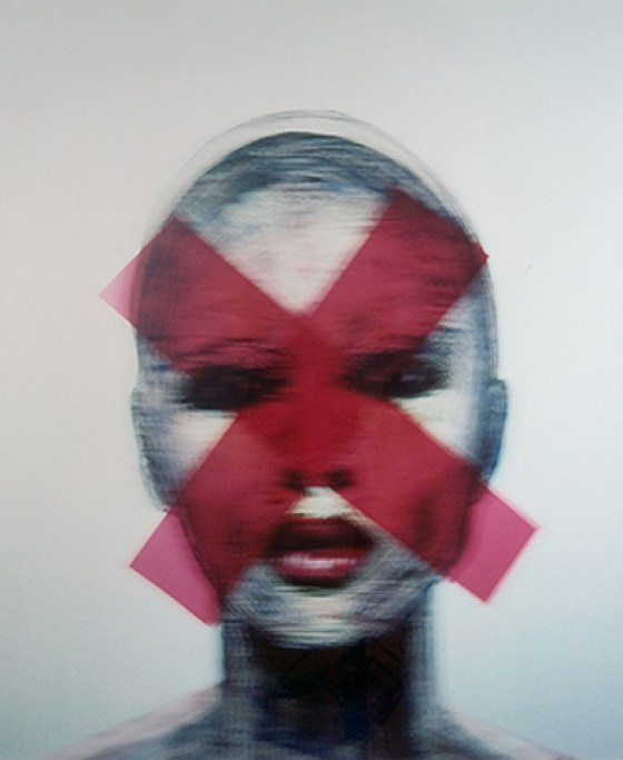 Alan David-Tu - Face With Cross