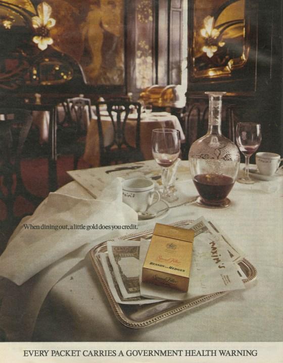 B&H Gold Box 'Dinning' CDP-01