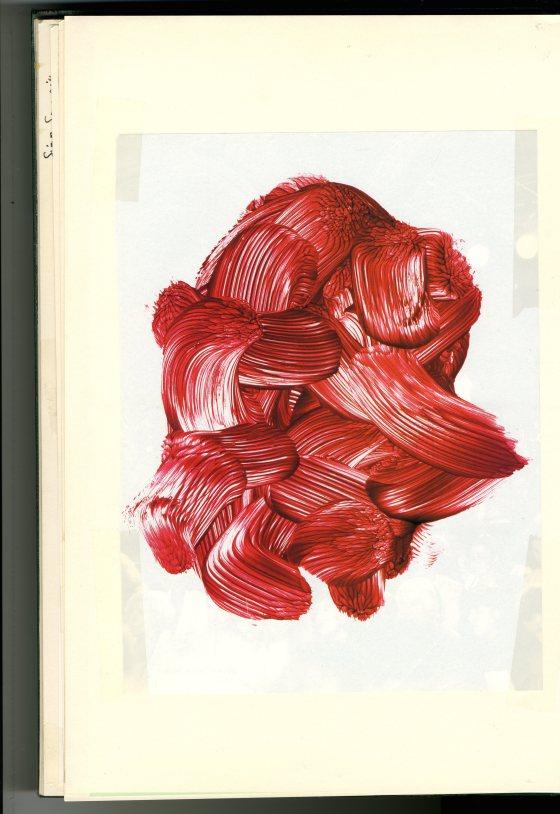 Lipstick Smear :  : Dave Dye