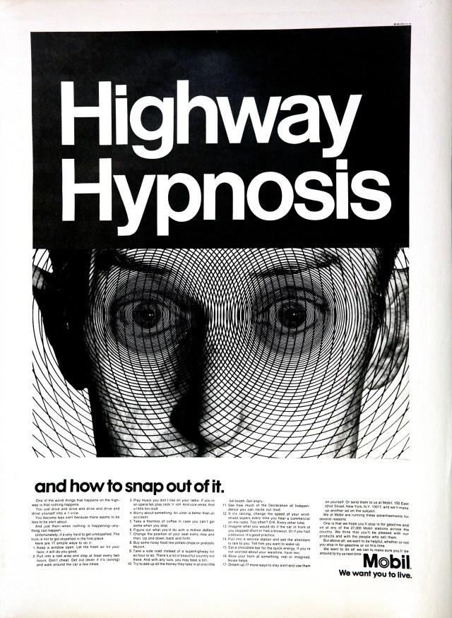Mobil 'Highway' Len Sirowitz, DDB