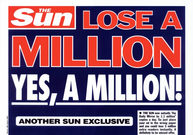 The_Sun_Lose_A_Million