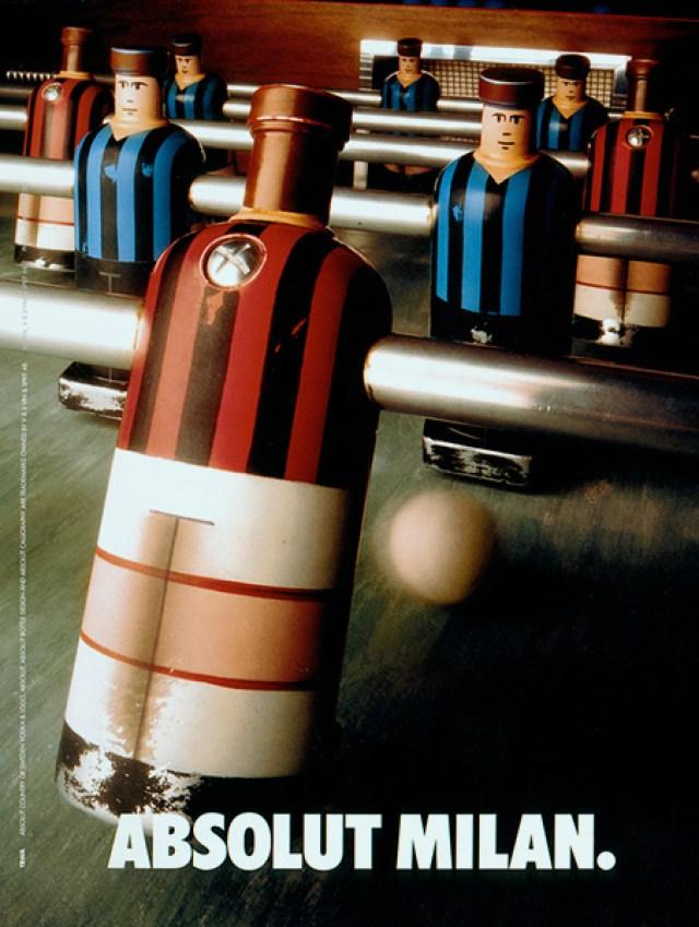 Graham Ford, Absolut 'Milan'