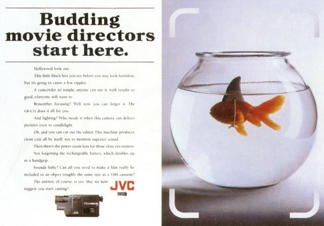 Graham Ford, JVC-01