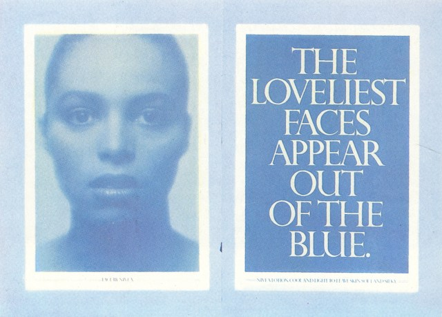 Jeff Stark, Nivea 'Faces', Saatchi's-01