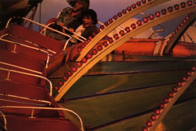Max Forsythe, 'Fairground', From 'Colour Prejudice'-01