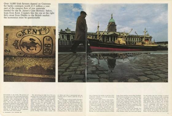 Lester Bookbinder ad, BSB, 1976-01