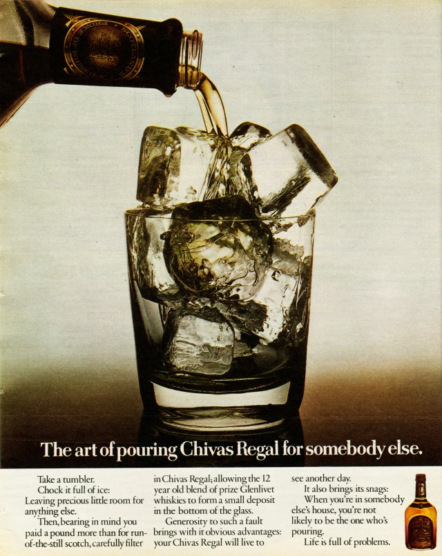 Lester Bookbinder, Chivas 'Someone Elser', DDB-01