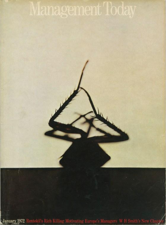 Lester Bookbinder, Management Today 'Dead Bug'**