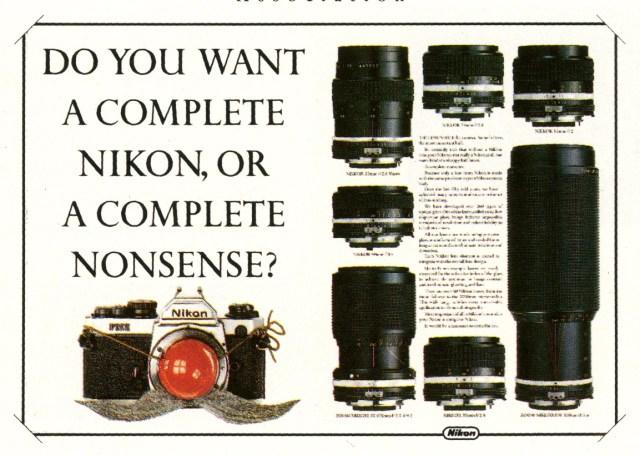 Mark Reddy, Nikon 'Red Nose', HKR-01