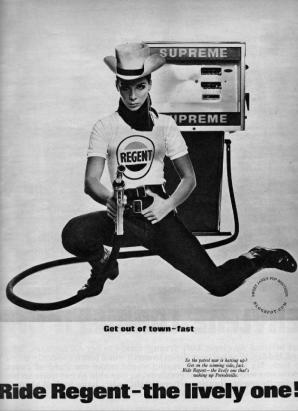 Regent Petrol, Ray Rathbone