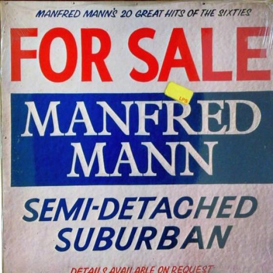 Manfred Mann, . John O'Driscoll:CDP